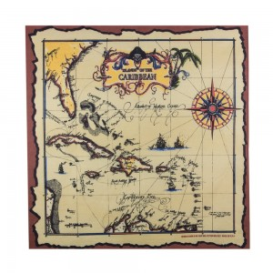 Islands of the Caribbean Bandana