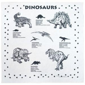 Dinosaurs Bandana