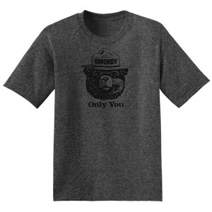 Smokey Seal T-shirt, Adult