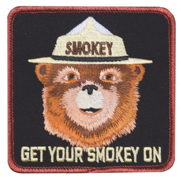 Get Your Smokey On Patch