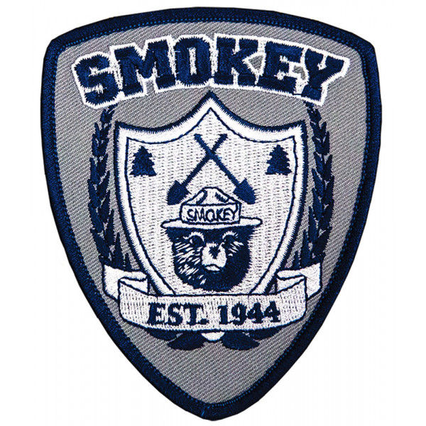 Smokey Crest Patch