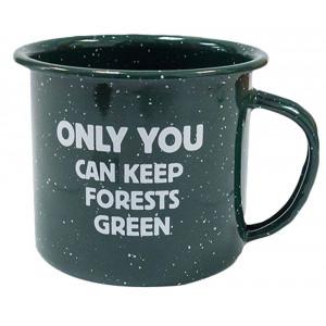 Smokey Camping Mug