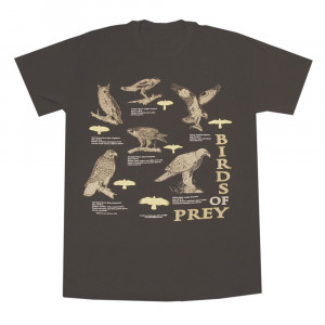 Birds of Prey T-shirt, Adult