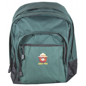 Smokey Embroidered Backpack