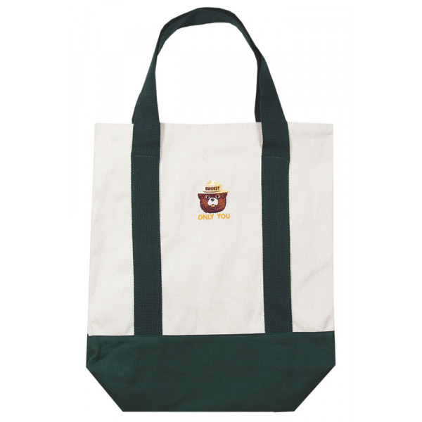 Smokey Embroidered Tote