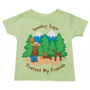 Little Smokey Toddler T-shirt
