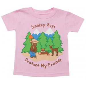 Little Smokey Toddler T-shirt