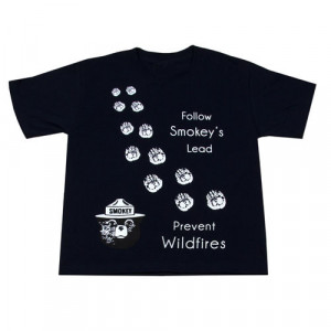 Follow Smokey's Lead T-shirt, Youth