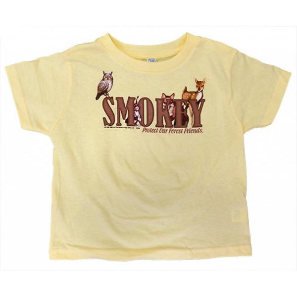 Smokey Friends T-shirt, Infant Tee