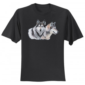 Wolves T-Shirt, Youth