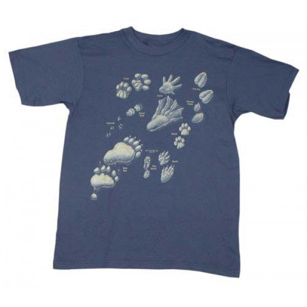 Glow Tracks T-Shirt, Youth