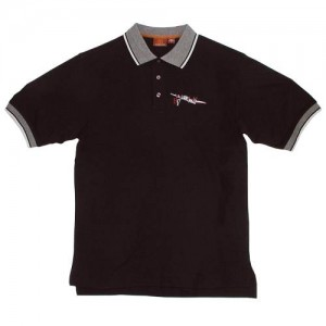 B-17 Flying Fortress Embroidered Polo, Adult