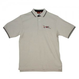 P-40 Flying Tigers Embroidered Polo, Adult