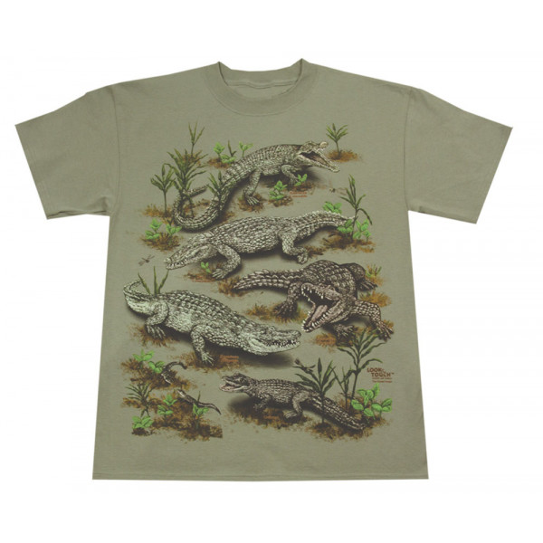 Crocodiles T-Shirt, Adult