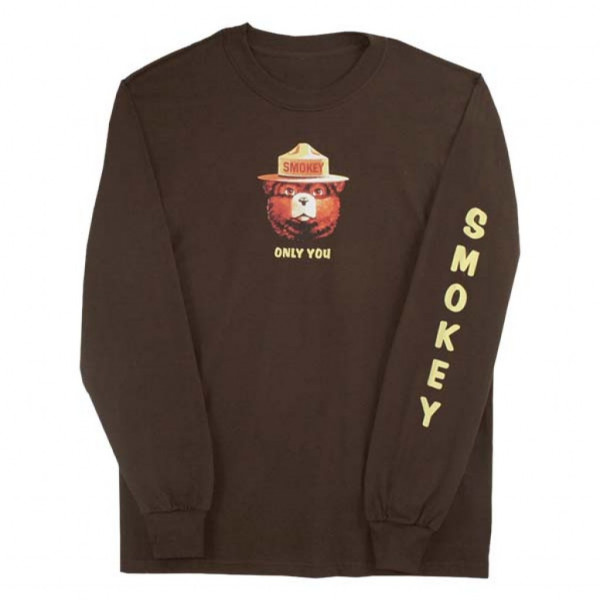 Smokey Only You Long Sleeve Shirt, Adult