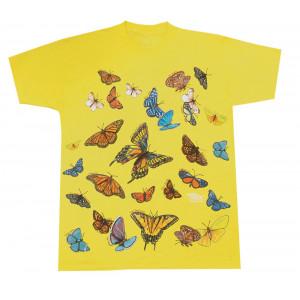 Butterflies T-Shirt, Youth