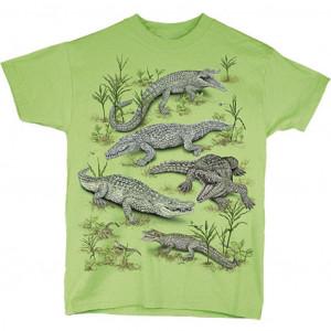 Crocodiles T-Shirt, Youth