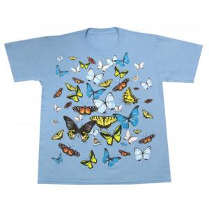 Big Butterflies T-Shirt, Youth