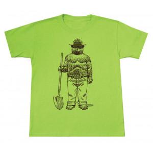 Standing Smokey T-shirt, Youth