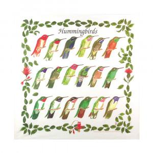 Hummingbirds Bandana