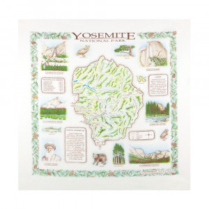 Yosemite National Park Bandana