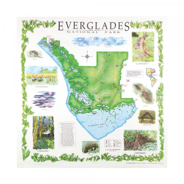 Everglades National Park Bandana