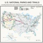 United States National Parks Bandana