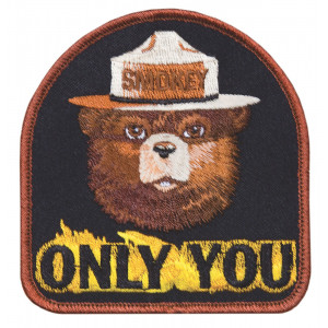 Smokey Flames Patch