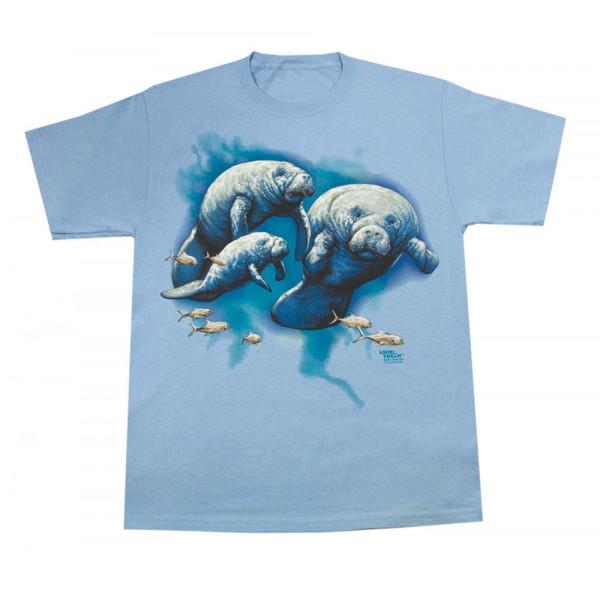 Manatees T-Shirt, Adult