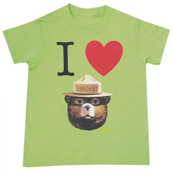 I Heart Smokey T-shirt, Youth