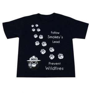 Follow Smokey's Lead T-shirt, Youth