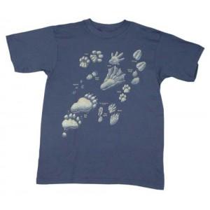 Glow Tracks T-Shirt, Youth