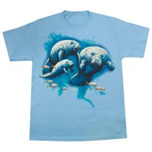 Manatees T-Shirt, Youth