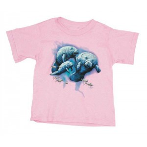 Manatees T-Shirt, Youth