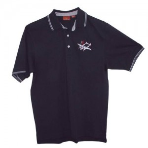 P-38 Lightning Embroidered Polo, Adult