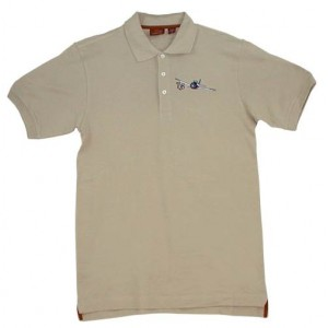 T-28 Trojan Embroidered Polo, Adult