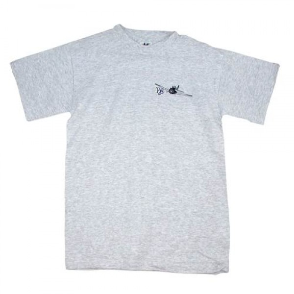 T-28 Trojan Embroidered T-Shirt, Adult