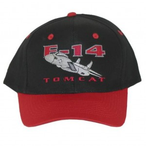 F-14 Tomcat Embroidered Hat, Adult